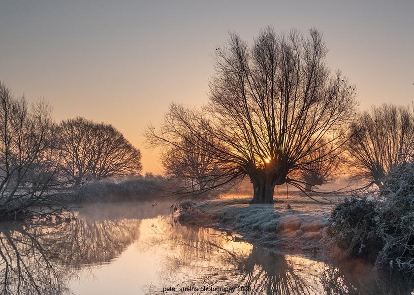Flatford Sunrise January 2020