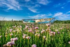 Old Fishing Boat Aldeburgh