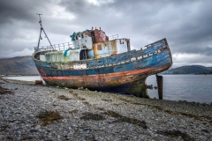 The-Old-Boat-of-Caol-Corpach