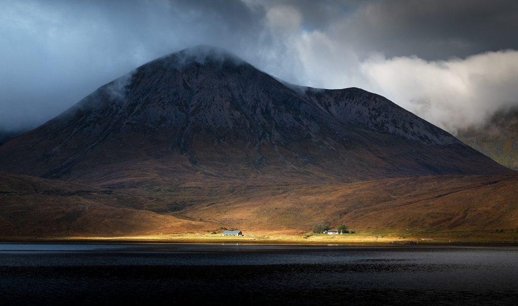 Meall Buidhe, Isle of Skye